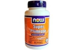 Now Super Primrose 1300 mg, 60 softgels