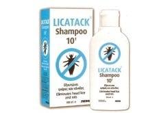 Licatack Shampoo 10', 100ml