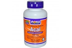 Now Acai 500 mg, 100 Vcaps