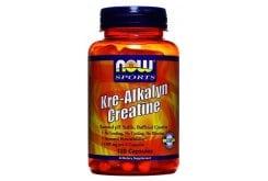 Now Kre Alkalyn Creatine, 120 caps