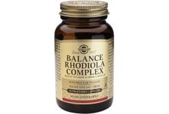 Solgar Balance Rhodiola Complex,60caps