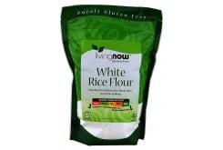 """Εικόνα του """"Now White Rice Flour, 907 gr """""""