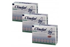 "Image of ""3x Clinofar Spare Parts for Nasal Aspirator 3x12 pcs"""