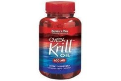 Nature's Plus Omega Krill Oil 600 mg, 60 caps