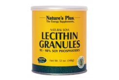 Nature's Plus, Lecithin Granules, 340 gr