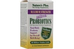 Nature's Plus Ultra Probiotics, 30 vcaps