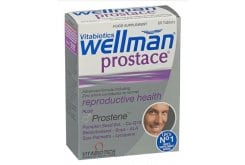 Vitabiotics Wellman Prostace, 60 tabs