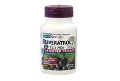 """Εικόνα του """"Nature's Plus, Resveratrol 125 mg, 60 tabs """""""