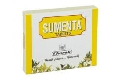Charak Sumenta Dietary Supplement that Acts as Natural Antidepressant, 40 tabs