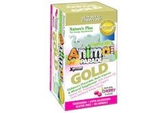 Nature's Plus Animal Parade Gold Cherry Flavor,  60 chewable tabs