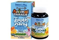 Nature's Plus Animal Parade Tooth Fairy, 90 chewable tabs