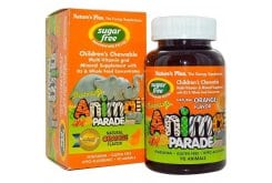Nature's Plus Animal Parade Orange, 90 tabs