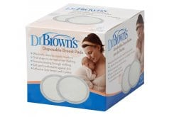 Dr. Brown's S4022 Disposable Breast Pads, 30 pcs