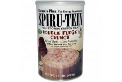 Nature's Plus, SpiruTein Double Funge Crunch, 495 gr