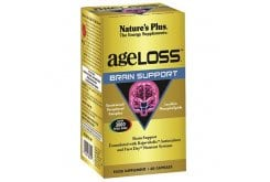 Nature's Plus AgeLoss Brain Support, 60 caps