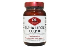 "Εικόνα του ""Inpa, Olympian Labs, Alpha Lipoic Acid Co Q10, 60 caps """