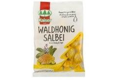 Kaiser - Salbei, Καραμέλες για τον ερεθισμένο λαιμό & τον βήχα, 75 gr
