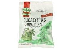 Kaiser - Eukalyptus, Καραμέλες για τον ερεθισμένο λαιμό & τον βήχα , 75 gr