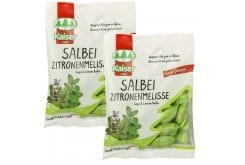 "Image of ""2x Kaiser - Salbei,with sage and lemon balm ( 1 + 1 free) , 2x 75 gr"""