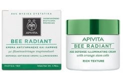 Apivita Bee Radiant Rich Cream, 50ml