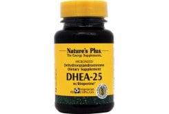 Nature's Plus, Bio DH (DHEA) 25mg, 60 caps
