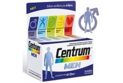 "Εικόνα του ""Centrum Men Complete from A to Zinc, 30 tabs """