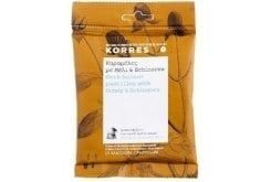 Korres Herb Balsam Pastilles Καραμέλες με Μέλι & Echinacea, 15 καραμέλες (60ml)