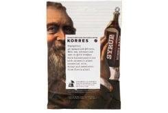 Korres Pastilles Καραμέλες με Αρωματικά Βότανα, Μέλι, Στέβια, Θυμάρι & Μάραθο, 16 παστίλιες