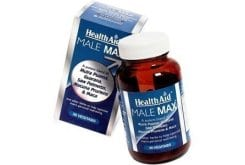 """Εικόνα του """"Health Aid Male Max, 30 ταμπλέτες """""""