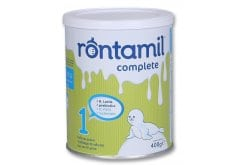 Neomil - Rontamil 1 400g Neomil offers your baby the best possible solution when breast feeding is not applied. Always seek your doctor's advice.