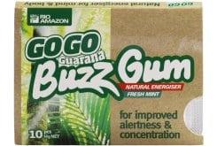 Rio Trading Guarana Buzz Gum, 10 τσίχλες με σπόρους Guarana