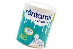 Rontis Rontamil Complete AC 400g, Milk for infants from birth has been designed to help in the treatment of colic