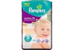 """Εικόνα του """"Pampers Active Fit Junior No. 5 (11-23 kg), 20 τμχ """""""
