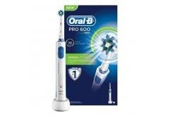 """Εικόνα του """"OralB Ηλεκτρική Οδοντόβουρτσα PRO 600 Cross Action 1 τμχ """""""