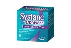 Alcon Systane Salviette Lid Wipes, 30τμχ
