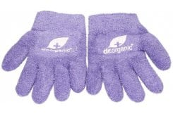 Dr. Organic Lavender Oil Moisturising Gel Gloves, 2 pairs 40 single uses