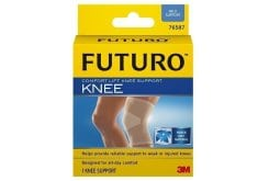 Futuro Comfort Lift Knee Support, Provides support to stiff, weak or injured knees. Wear during activities which lead to discomfort.