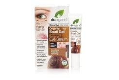 Dr. Organic Snail Gel Eye Serum, 15 ml