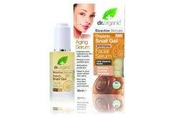 Dr. Organic Snail Gel Facial Serum, 30 ml