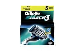 """Εικόνα του """"Gillette Mach 3 Ανταλλακτικά 5 τμχ"""""""