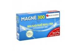"""Εικόνα του """"Forte Pharma Magne 300 Magnesium & Vitamine B6 ,90 tablets """""""