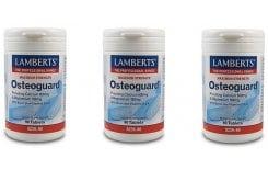 3x LAMBERTS OSTEOGUARD, 3x 90 tabs