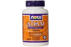 Now Adam, The Ultimate Mens Multi Vitamin, 60 tabs