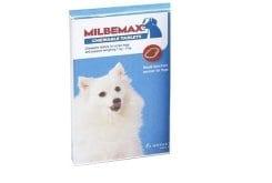 Premier Shukuroglou Milbemax Small Dog Μασώμενο Συμπλήρωμα Διατροφής για Μικρούς Σκύλους, για τη Θεραπεία των Μικτών Μολύνσεων από ενήλικα Κεστώδη & Νηματώδη, 48 chew. tabs