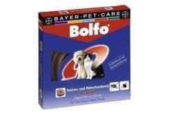 """Εικόνα του """"Bayer Bolfo Collar Αντιπαρασιτικό Περιλαίμιο 38 cm για Μικρούς Σκύλους & Γάτες, 1 τμχ """""""