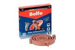 Bayer Bolfo Collar Αντιπαρασιτικό Περιλαίμιο 70cm για Μεγάλους Σκύλους, 1 τμχ