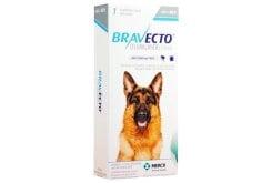 """Εικόνα του """"MSD Bravecto Large Μασώμενο Στόματος για τη Θεραπεία των Ψύλλων & των Κροτώνων για Σκύλους από 20 - 40 kg, 1 chew. tab"""""""