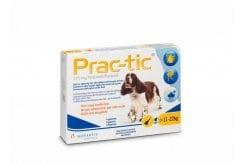"""Εικόνα του """"Premier Shukuroglou Prac-Tic Διάλυμα για τη Θεραπεία & την Πρόληψη των Παρασιτώσεων από Ψύλλους & Κρότωνες, για Σκύλους από 11 - 22 kg, 3 πιπέτες x 2,2 ml"""""""