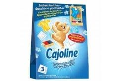 Cajoline Blue Fresh Φακελάκια Φρεσκάδας, 3 τμχ