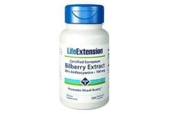 Life Extension Bilberry Extract, 100 vcaps